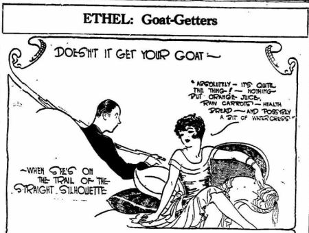 Goat-Getters - The Frederick Post MD 24 May 1927