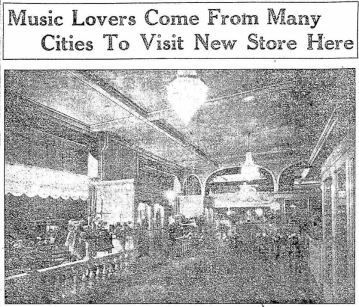 Irving Zuelke - new store 1 - Appleton Post Crescent WI 18 Dec 1924