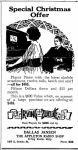 Irving Zuelke - Special Christmas Offer - Appleton Post Crescent WI 13 Dec 1926