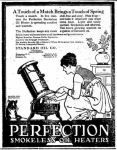 Oil Heater – Perfection – The Frederick Post MD 18 Dec1915
