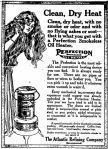 Oil Heater – Perfection – The Gettysburg Times PA 09 Dec1911