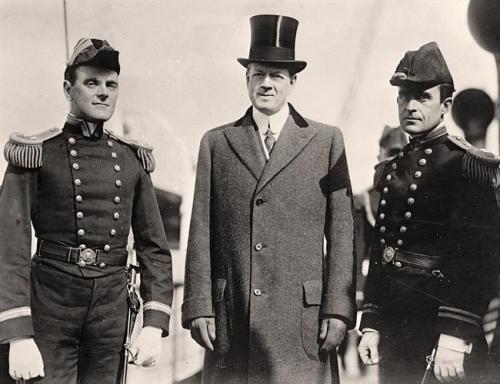 Postmaster General Hitchcock - 1912