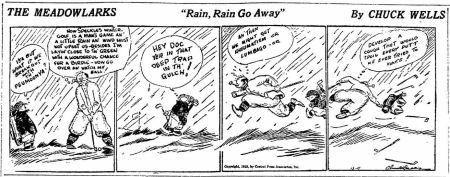 Rain - Golf - The Chronicle Telegram - Elyria OH 5 Dec 1928