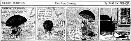 Rain  - The Chronicle Telegram - Elyria OH 18 Nov 1931