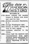 Today in History – GW – Sheboygan Press WI 14 Dec1928