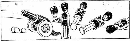Toyville Army 1 - Oakland Tribune CA 19 May 1918